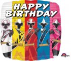 Power Ranger Ninja B-Day