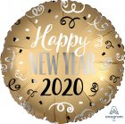 Satin 2020 New Year