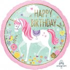Magical Unicorn BD Holographic