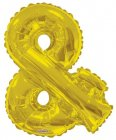 Gold Ampersand PKGD