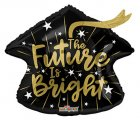 The Future Is Bright Cap Shape
