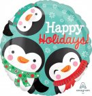 Happy Holiday Penguins