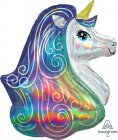 Iridescent Rainbow Unicorn