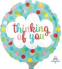 Thinking Of You Dots 9""